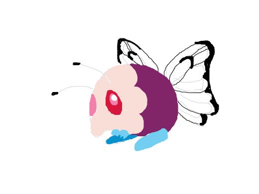 Musharna + Butterfree