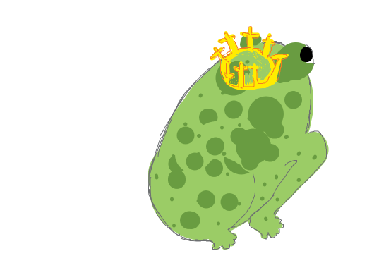 King Frog is my avatar.