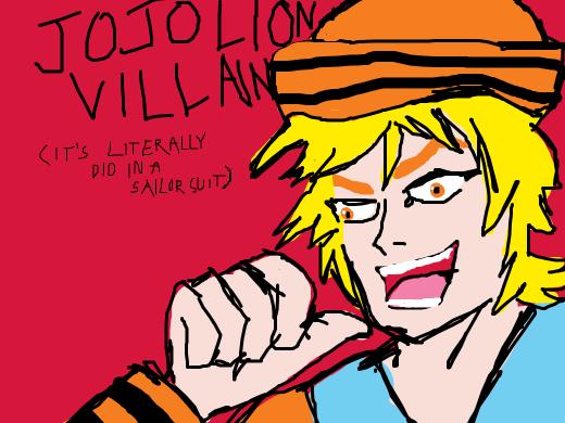 JoJolion Part 8 Villain Revealed