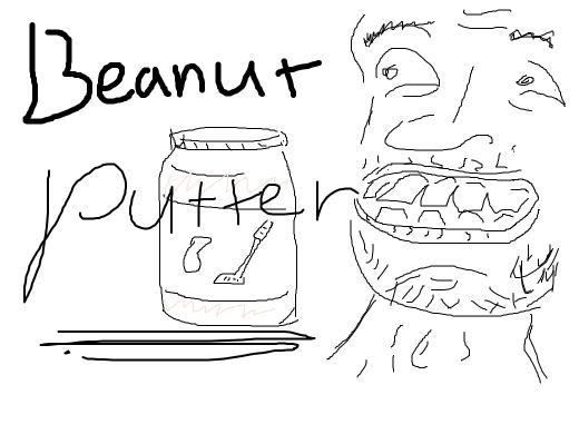 beanut putter #pia