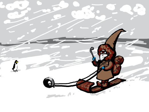 Arctic Explorer Wizard