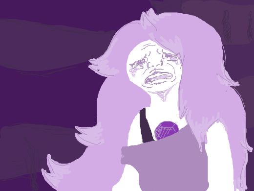 Amethyst saying she was never asked to be made.