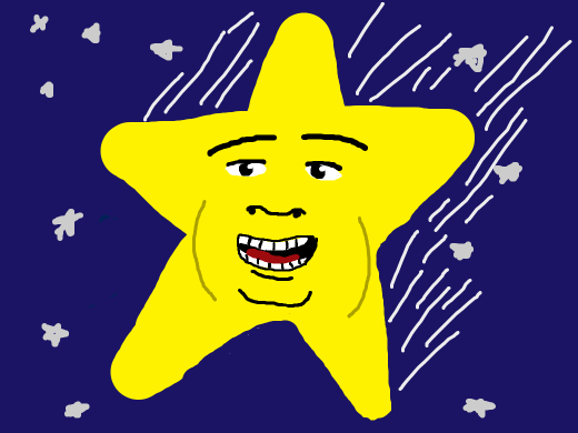 Star Child Bobby Hill