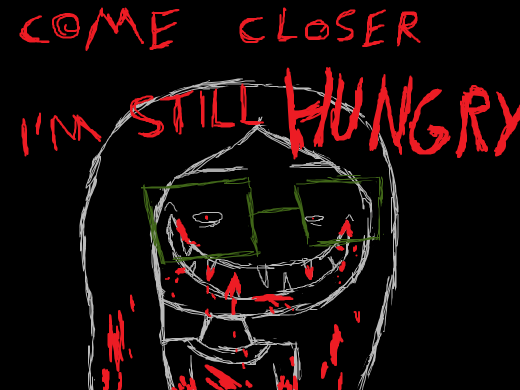 Spooky Scary Psycho