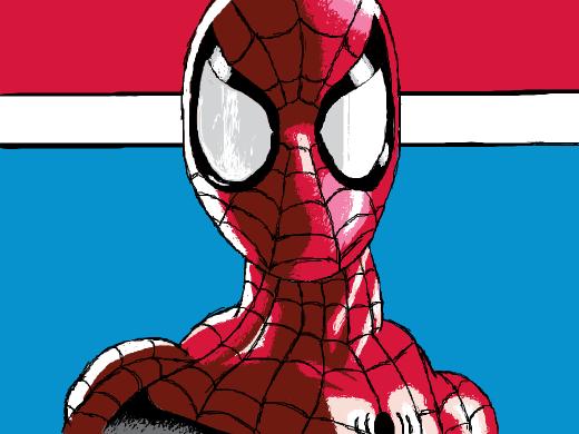 spider man?