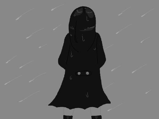 Umbrella gijinka