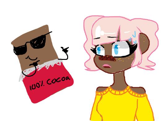 cool chocolate bar
