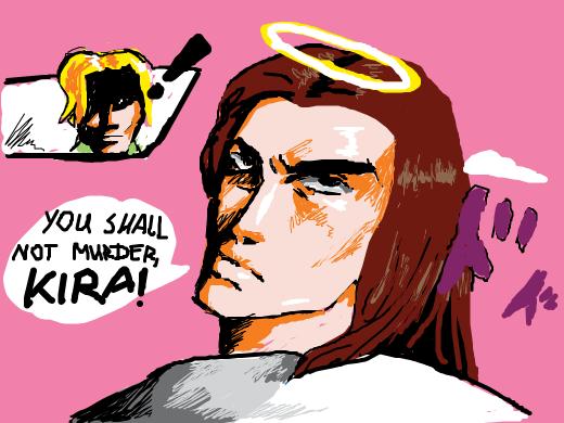 Yoshikage Kira vs. Jesus