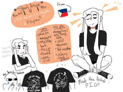 Meet the artist PIO