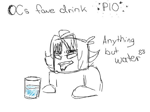 uhh oc's fave drink!!! pio!!!
