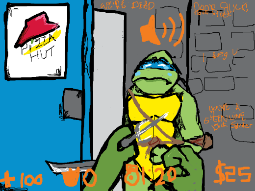 TMNT is now an FPS