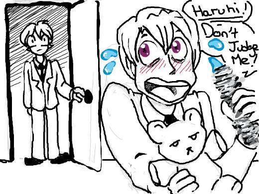 Tamaki has weird kinks