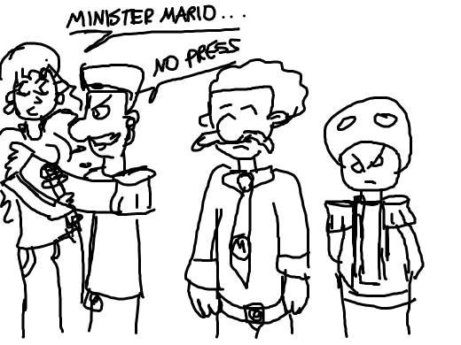 The Minister of Video Games.