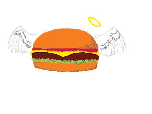 angel burger
