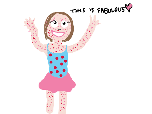 Fabulous Measles