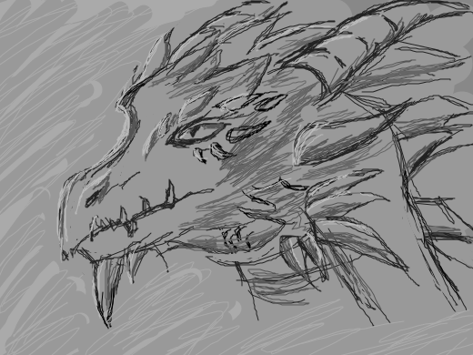 low effort dragonhead