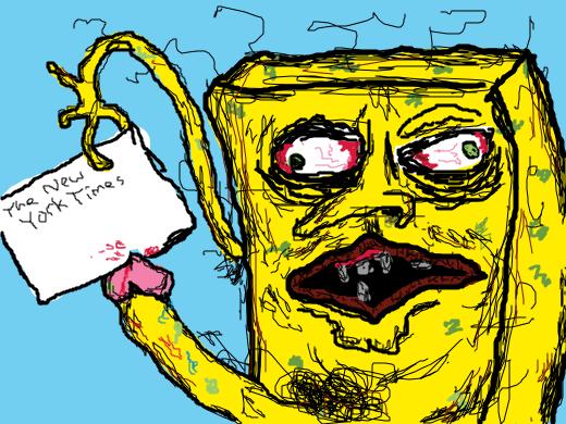 Spongebob Licking Patrick S Pubic Hair